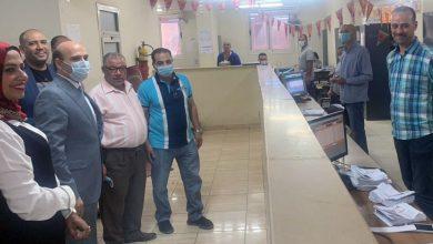 """صورة زيارة مفاجأة لـ """"مصر الجديدة"""" .. رئيس الشركة يعلن : ضوابط محكمة للترقيات على أساس الإنتاجية و الكفاءة"""