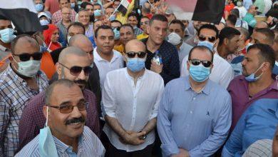 صورة دكتور وسيم وهدان يشكر 8600 عامل لدعمهم مسيرة التنمية و الاستقرار
