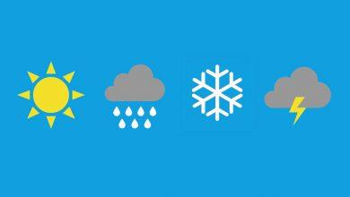 الطقس اليوم في مصر