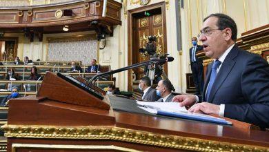 وزير البترول طارق الملا في مجلس النواب