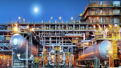 مصنع دمياط لإسالة الغاز