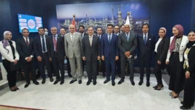 وزير البترول يكرم خريجى برنامج القادة