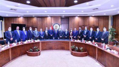 المجلس التنفيذي للنقابة العامة