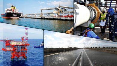 قطاع البترول و الغاز
