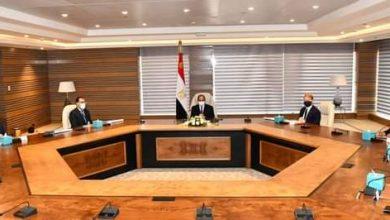 الرئيس السيسي يستقبل رئيس شركة بيكتل الأمريكية
