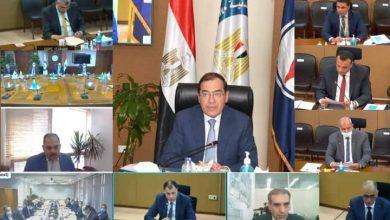 وزير البترول يعتمد نتائج اعمال عجيبة و الفرعونية للبترول