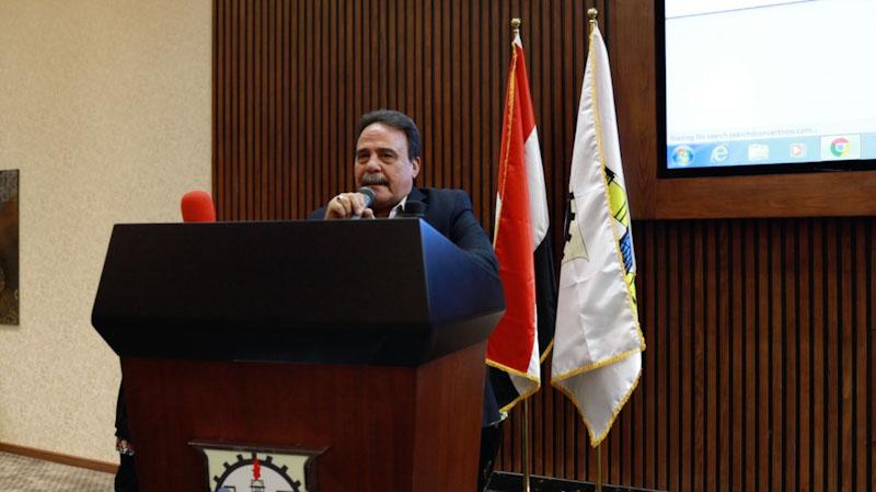 جبالي المراغي رئيس اتحاد عمال مصر