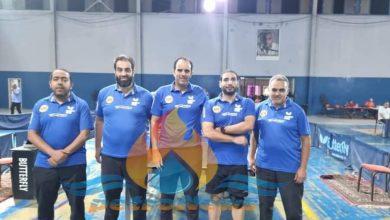 فريق صان مصر لتنس الطاولة