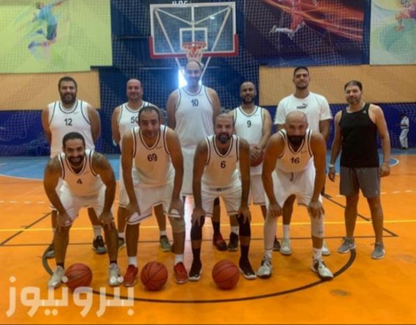 فريق جاسكو - كرة السلة 35 سنة