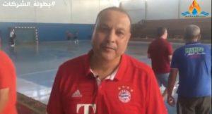 تصريحات الكابتن مصطفى الغندور - المدير الفني لفريق خماسي بتروتريد 45 سنة