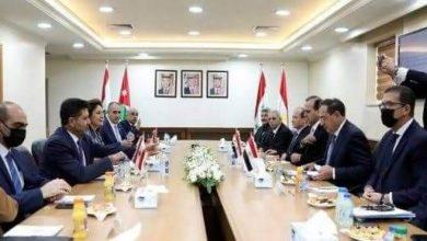 الاتفاق على إعادة تصدير الغاز الطبيعي إلى لبنان