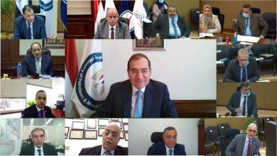 وزير البترول يترأس الجمعية العامة لـ شركات القطاع العام البترولي