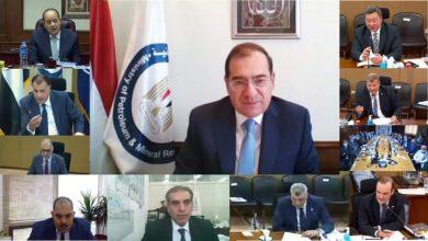 وزير البترول يترأس الجمعية العامة لشركتي قارون و خالدة