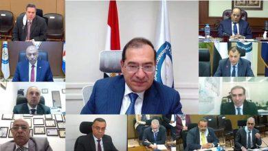 وزير البترول يترأس الجمعية العامة لشركتي النصر و السويس لتصنيع البترول