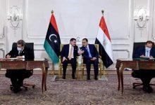""""""" وزير البترول """" يوقع مع نظيره الليبي علي مذكرة تفاهم للتعاون في مجالات البترول و الغاز"""