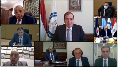 وزير البترول يتراس الجمعية العامة لشركتي أسيوط لتكرير البترول و البتروكيماويات المصرية