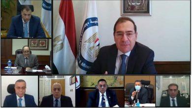""""""" وزير البترول """"يترأس الجمعية العامة لشركتي التعاون و مصر للبترول"""
