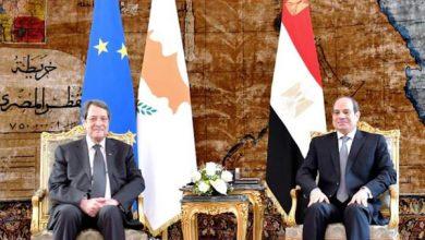 الرئيس السبسي و رئيس قبرص