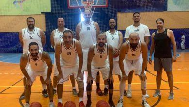 """فريق """"جاسكو"""" لكرة السلة 35 سنة"""