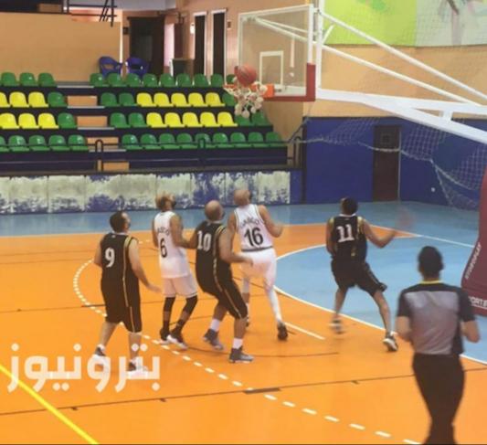 فريق جاسكو لكرة السلة - بطولة الجمهورية للشركات