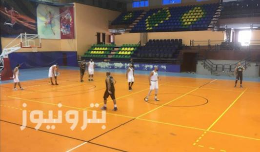 لقطات من مباراة فريق جاسكو - كرة السلة 35 سنة - بطولة الجمهورية للشركات