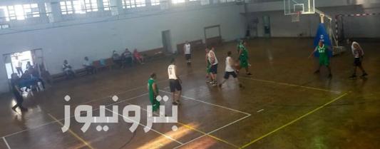 الاسكندرية للبترول و العامرية للبترول كرة السلة 45 سنة
