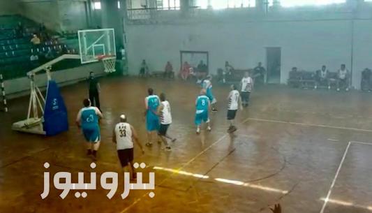 لقطات من مباراة الإسكندرية للبترول و كهرباء شمال