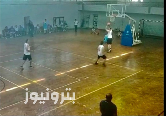الإسكندرية للبترول لكرة السلة 35 سنة تواصل الإنتصارات