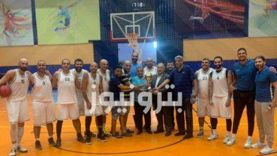 فريق جاسكو لكرة السلة 35 سنة يفوز بكأس البطولة
