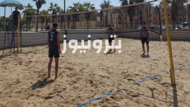 فريق مصر للبترول - الكرة الطائرة الشاطئية عمومي