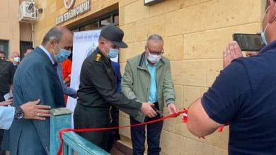 بتروبل تفتتح أول غرفة طوارئ في قطاع للبترول