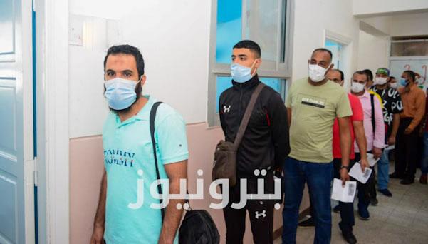 تطعيم العاملين بمناطق غرب الإسكندرية